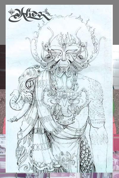 Amierinkz - Jungle Buddha