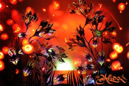 Amier Inkz - Dragon's Lilac Full