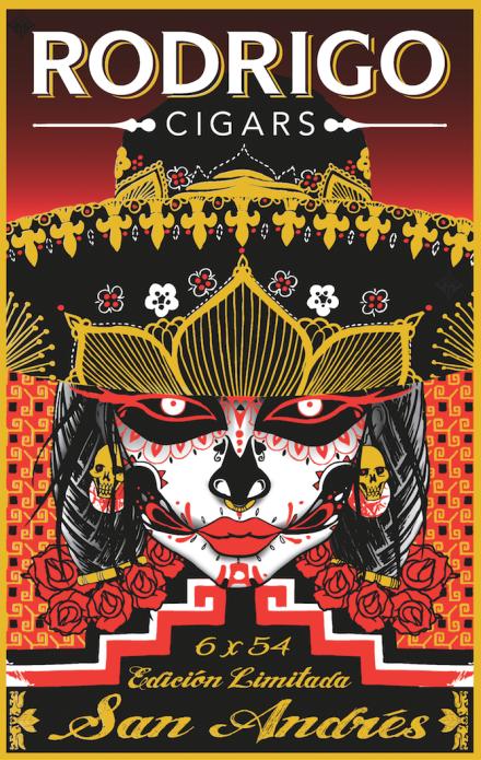 AMIer Inkz - Rodrigo Cigars - La Muerte Label